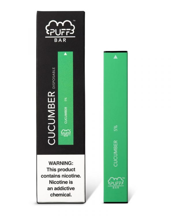 cucumber puff bar
